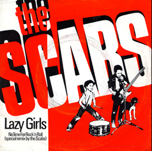 Scabs, The - Lazy Girls
